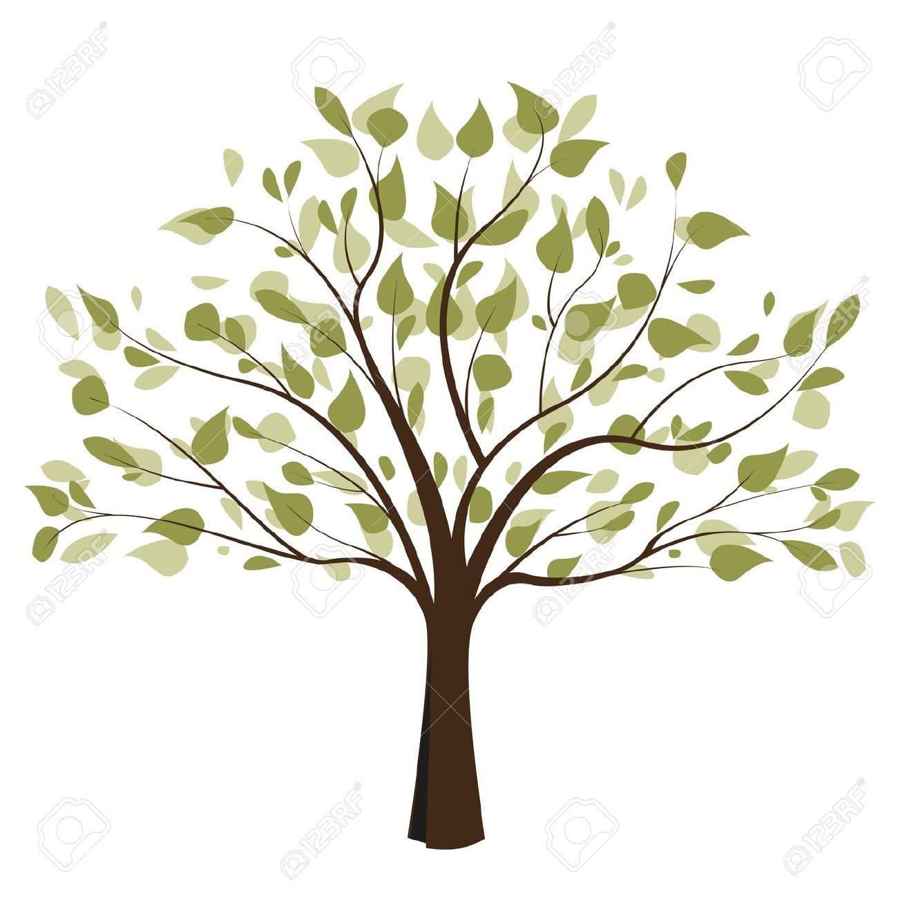 Life clipart. Tree of black and