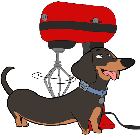 Pet clipart clip art. The secret life of