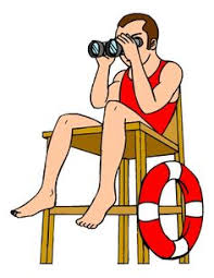 Free. Lifeguard clipart