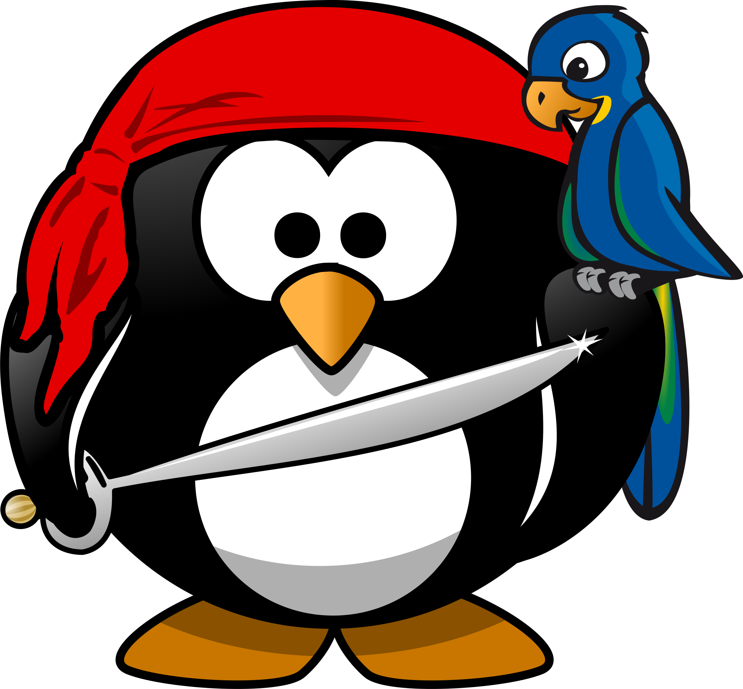 Lifeguard clipart border. Cartoon penguin free download