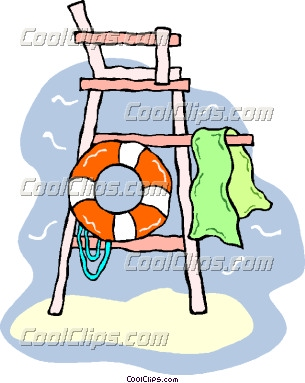With life panda free. Lifeguard clipart lifeguard tower