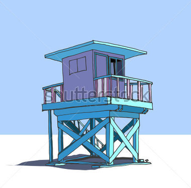 Lifeguard clipart lifeguard tower. Free cliparts download clip
