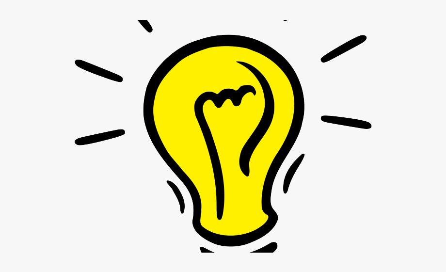 Light bulb clip art. Clipart png free
