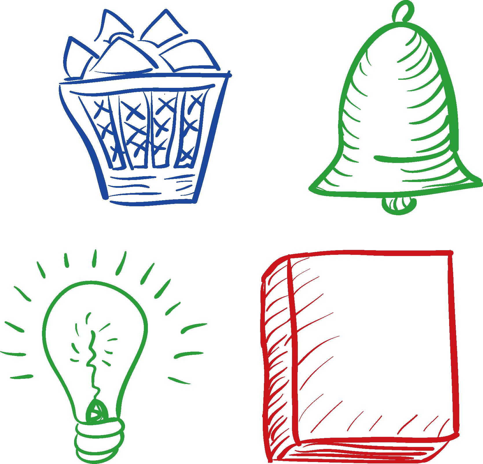 Creativity transprent png. Light bulb clip art creative