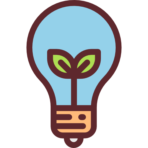 Vector idea seo and. Light bulb clip art creative