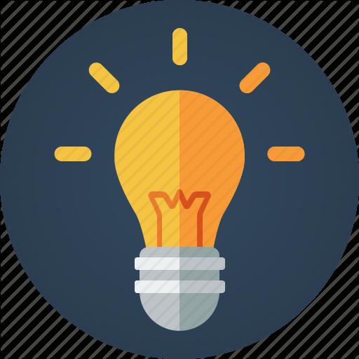 Light bulb clip art creative. Iconfinder design creativity by
