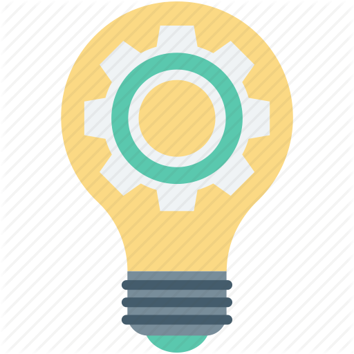 Iconfinder energy and power. Light bulb clip art creative