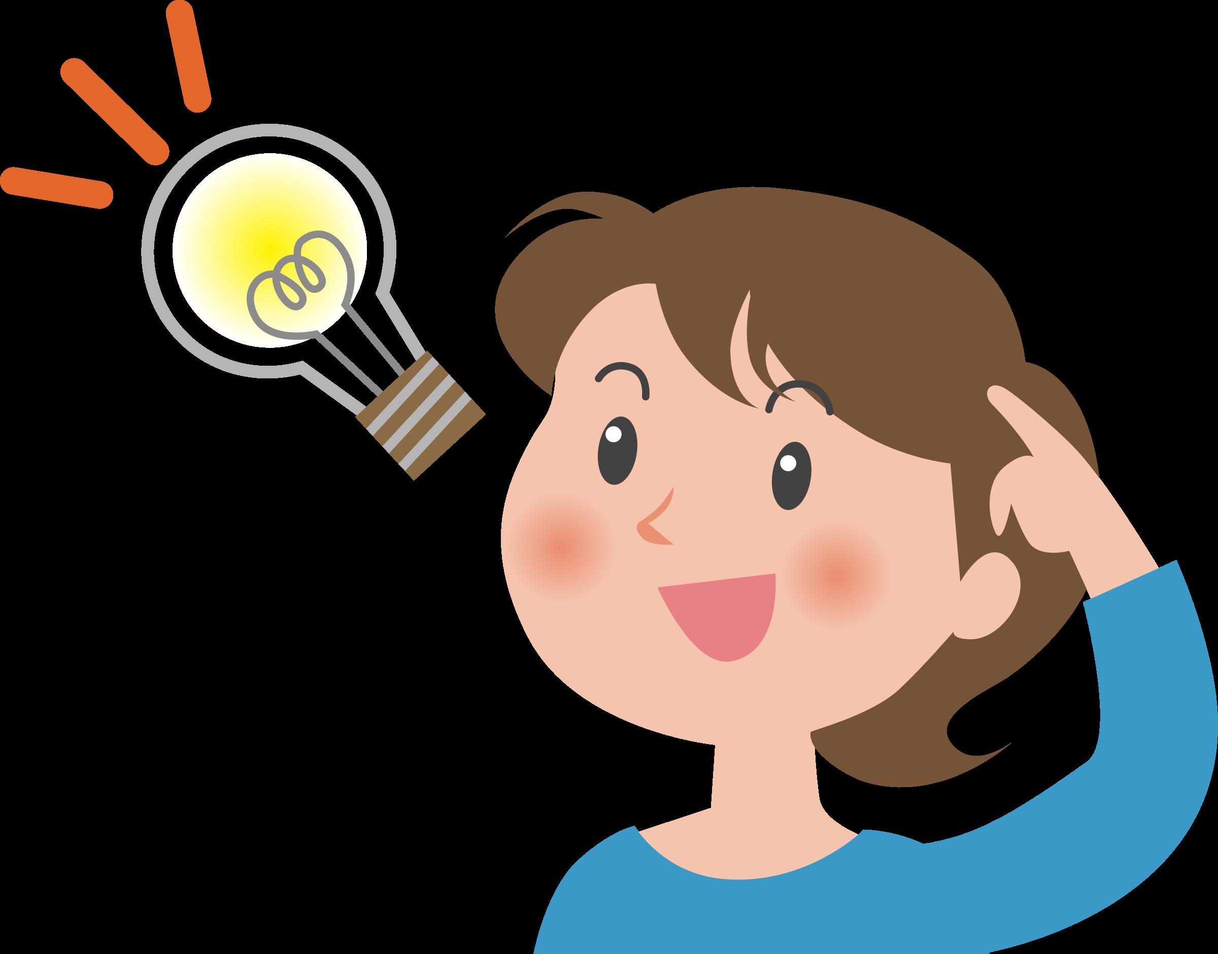 Light bulb clip art cute. Clipart big image png