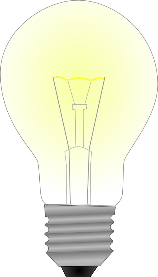 Light bulb clip art old fashioned. Free lightbulb images download