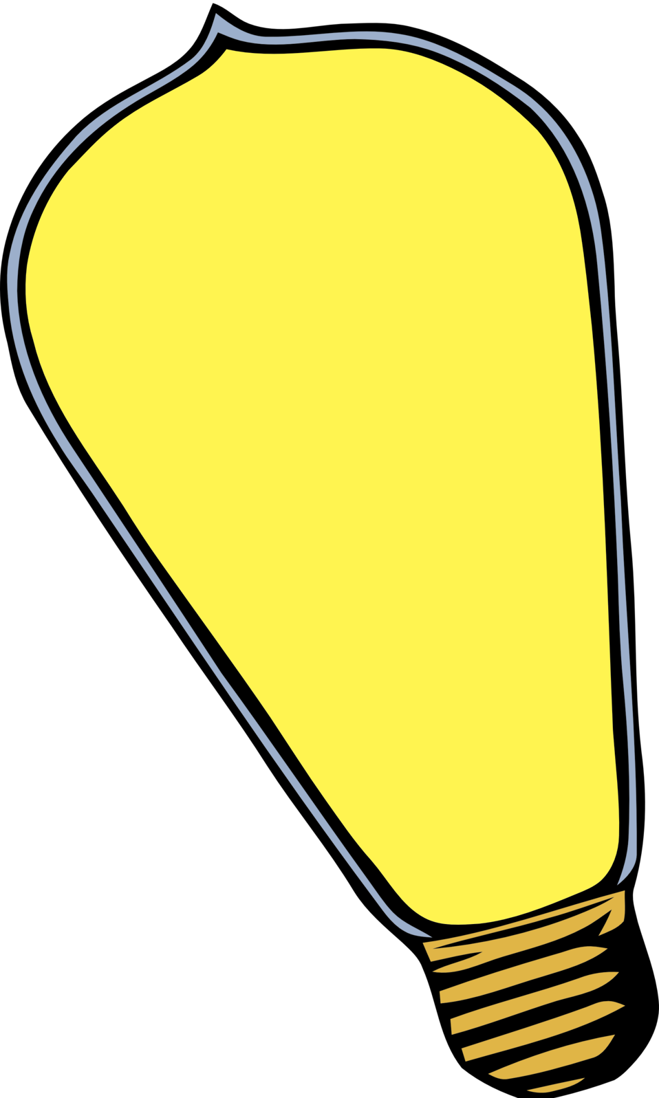 Light bulb clip art public domain. Image lightbulb id