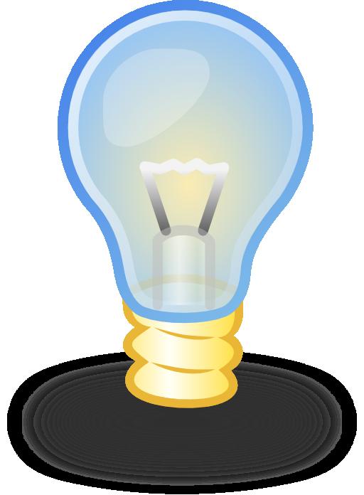 Light bulb clip art public domain. Clipart i royalty free