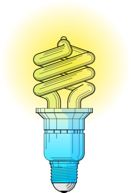 Clipart i royalty free. Light bulb clip art public domain