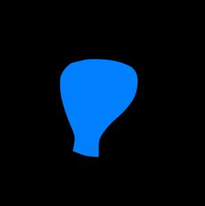 Light bulb clip art public domain. Blue and black at