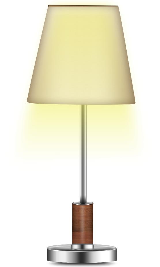 Light bulb clip art realistic. Png lamp clipart best