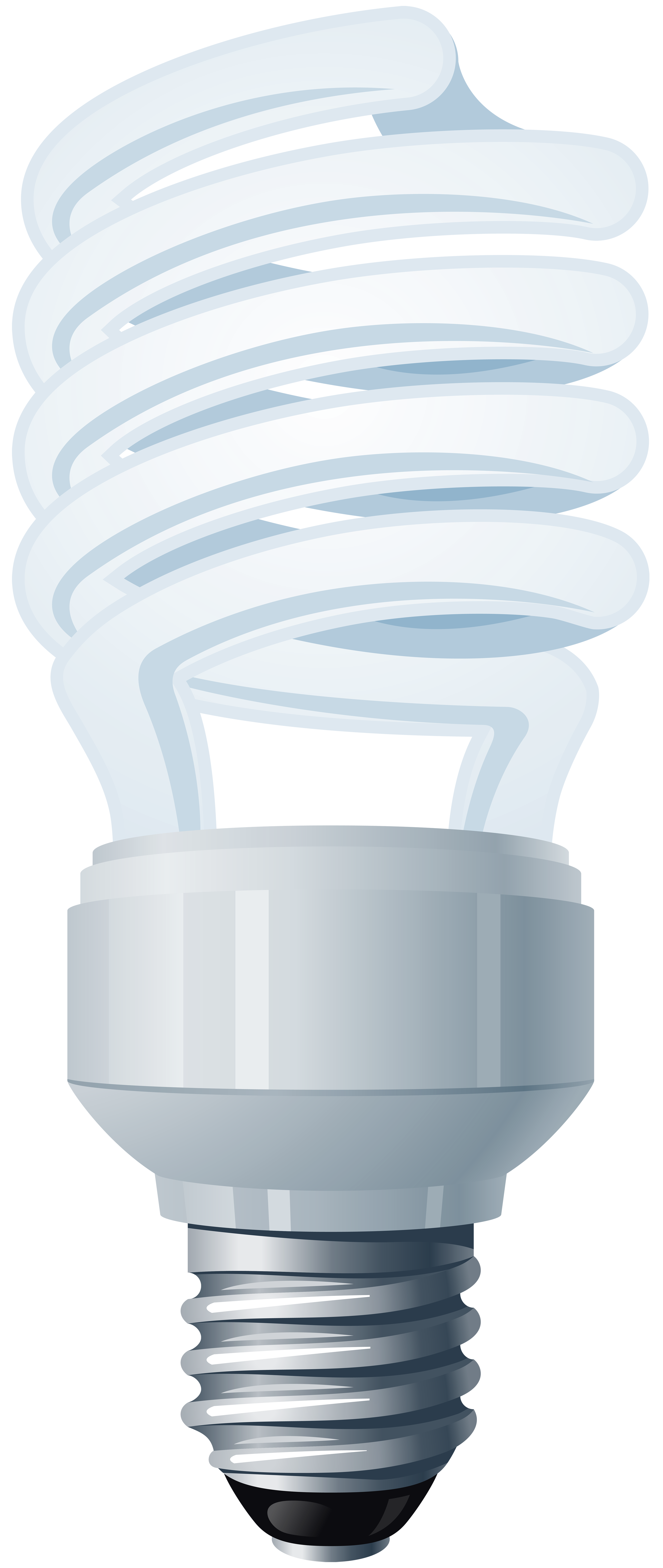 Energy saving png best. Light bulb clip art realistic