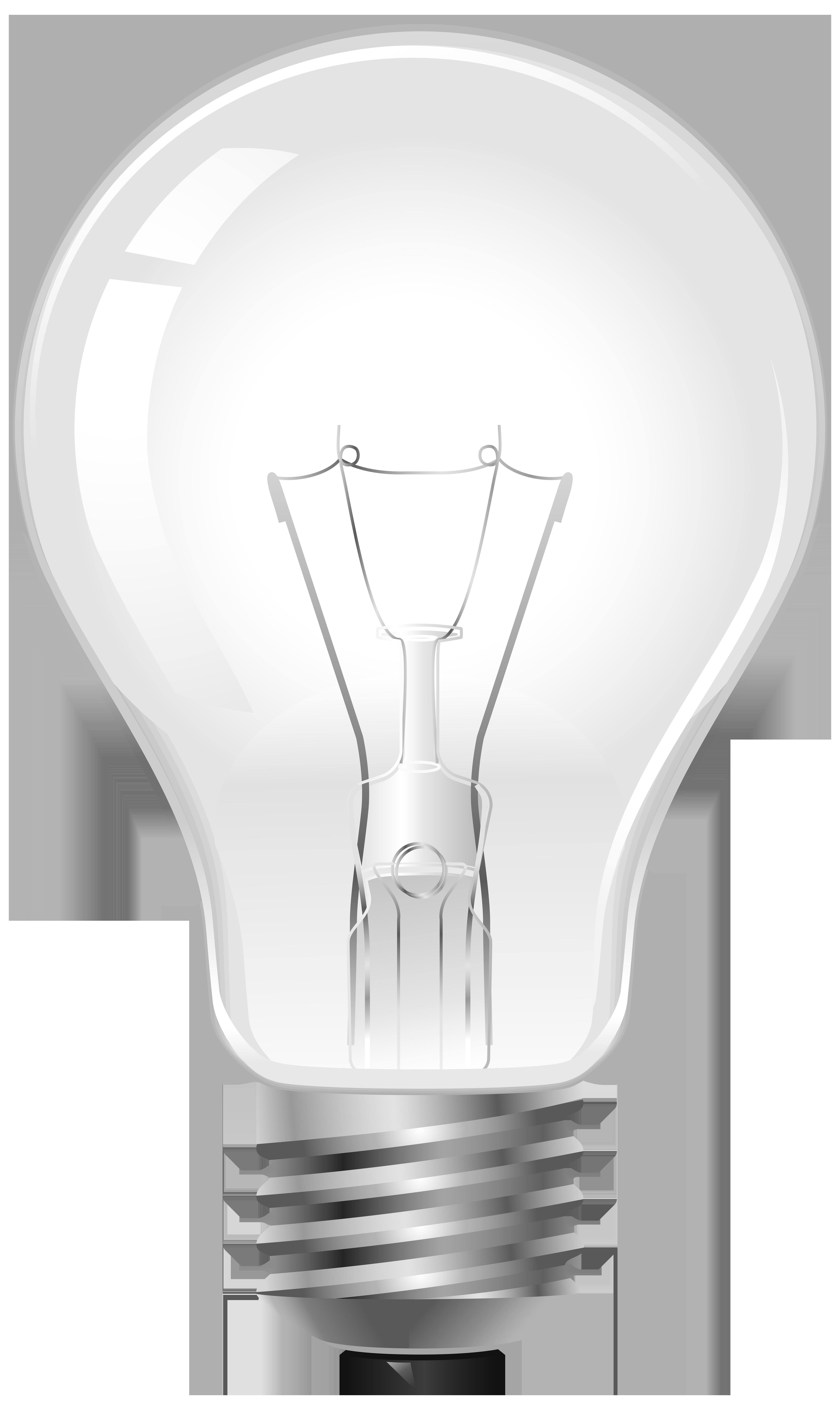 Light bulb clip art realistic. Png best web clipart