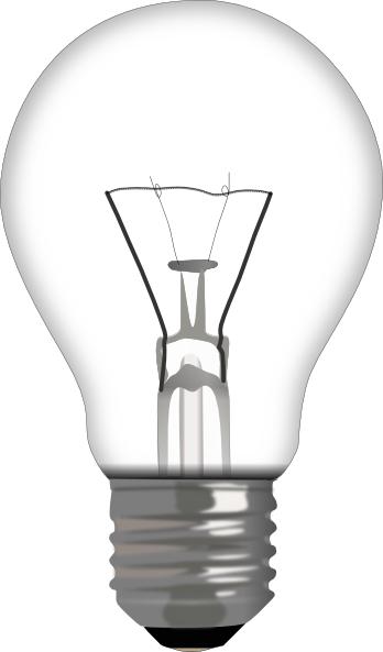 Light bulb clip art realistic. Free vector bulbs globe