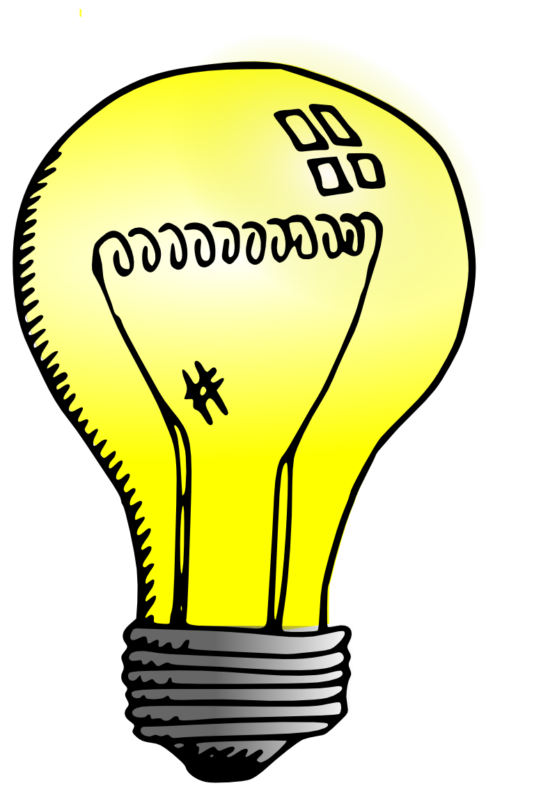 Bulb png images free. Heat clipart light source