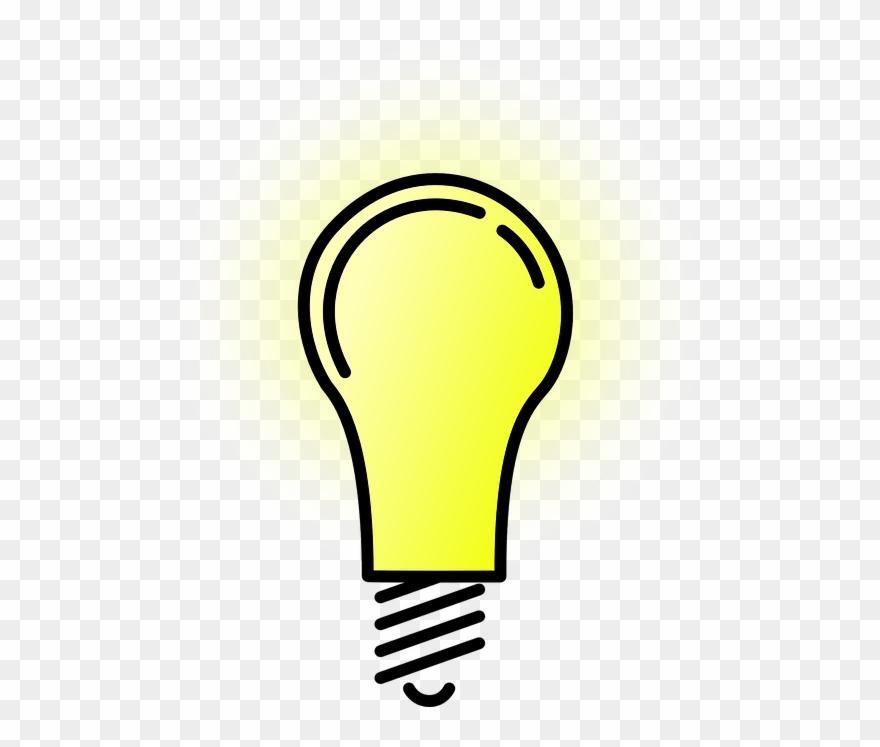 Idea cliparts buy clip. Light clipart solution