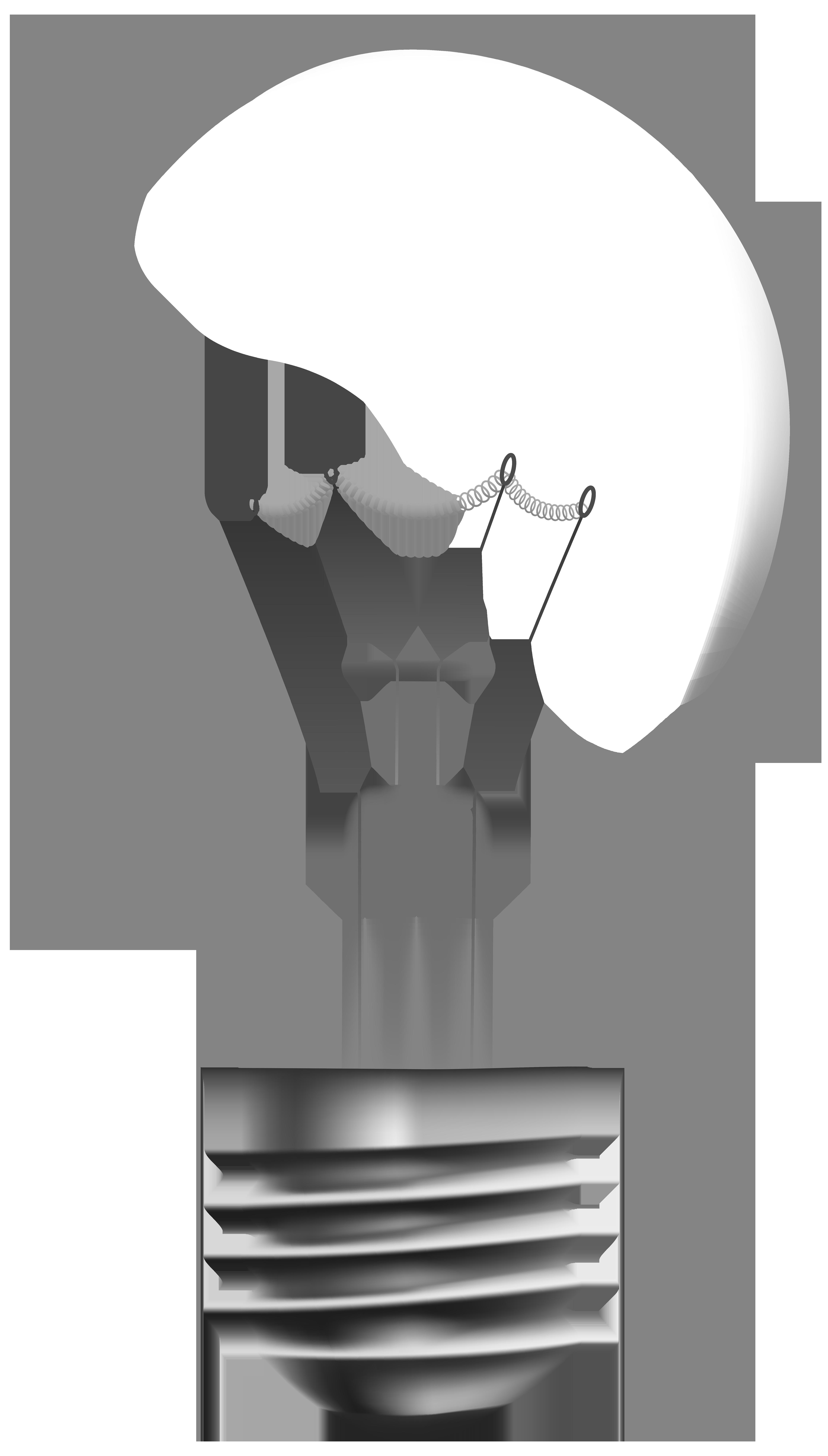 Lamp clipart light. Transparent bulb png clip