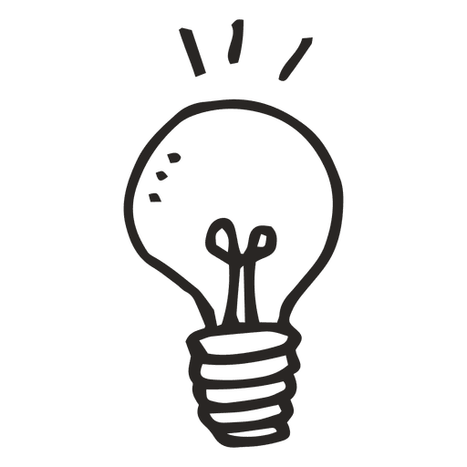 Light bulb clip art transparent background. Idea school png svg