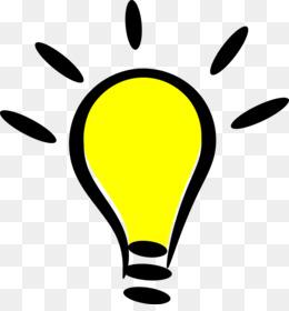 Free download incandescent light. Lightbulb clipart