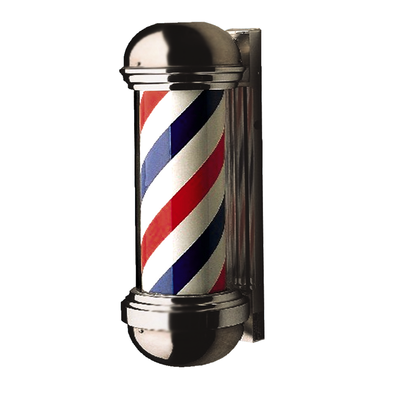 Lights clipart barber. Pibbs pole