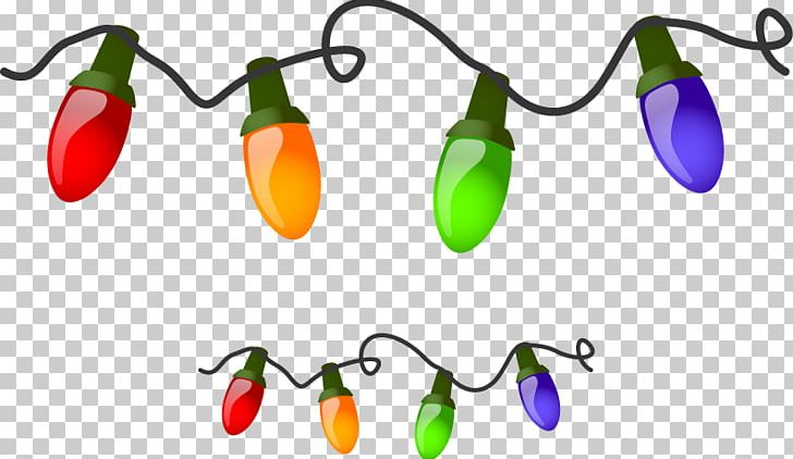 Peppers clipart christmas. Lights png bell and