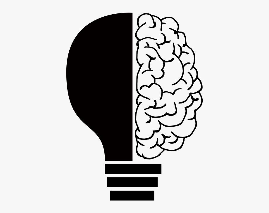 Psychology clipart brain. Png transparent