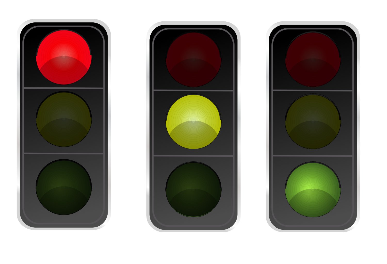 cool red light. Stress clipart traffic