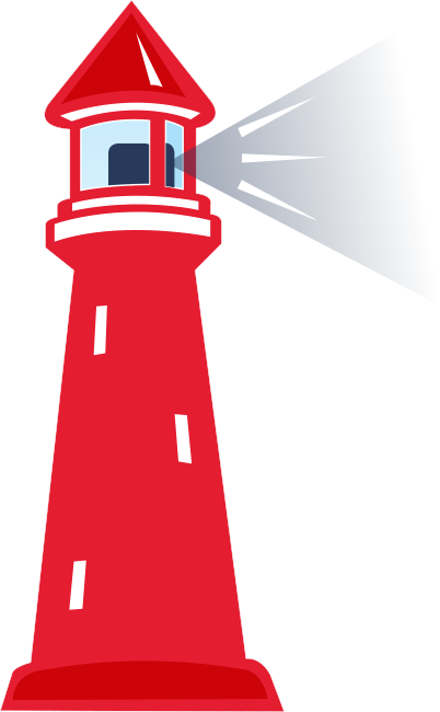 Lighthouse illustration journey children. Light house png