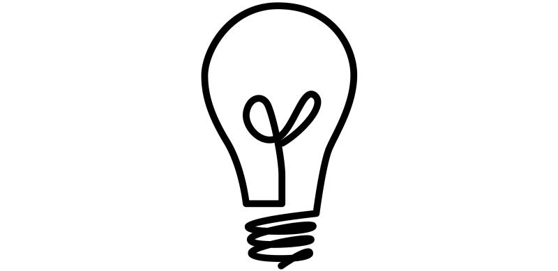 Lightbulb clipart. Drawing at getdrawings com