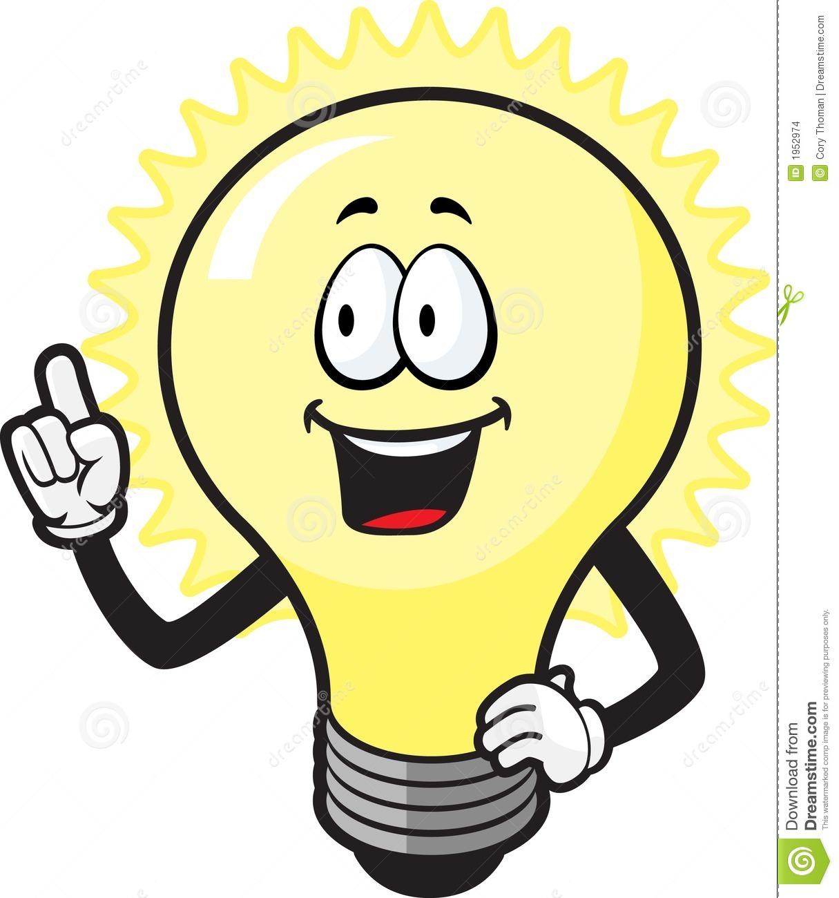Lightbulb clipart. Thinking light bulb clip