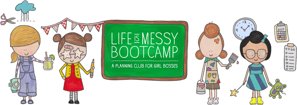Life is messy bootcamp. Whip clipart discipline