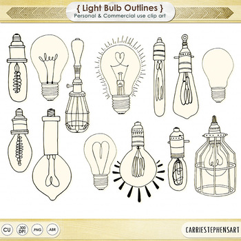 Lightbulb clipart light fixture. Dangling bulb bright ideas