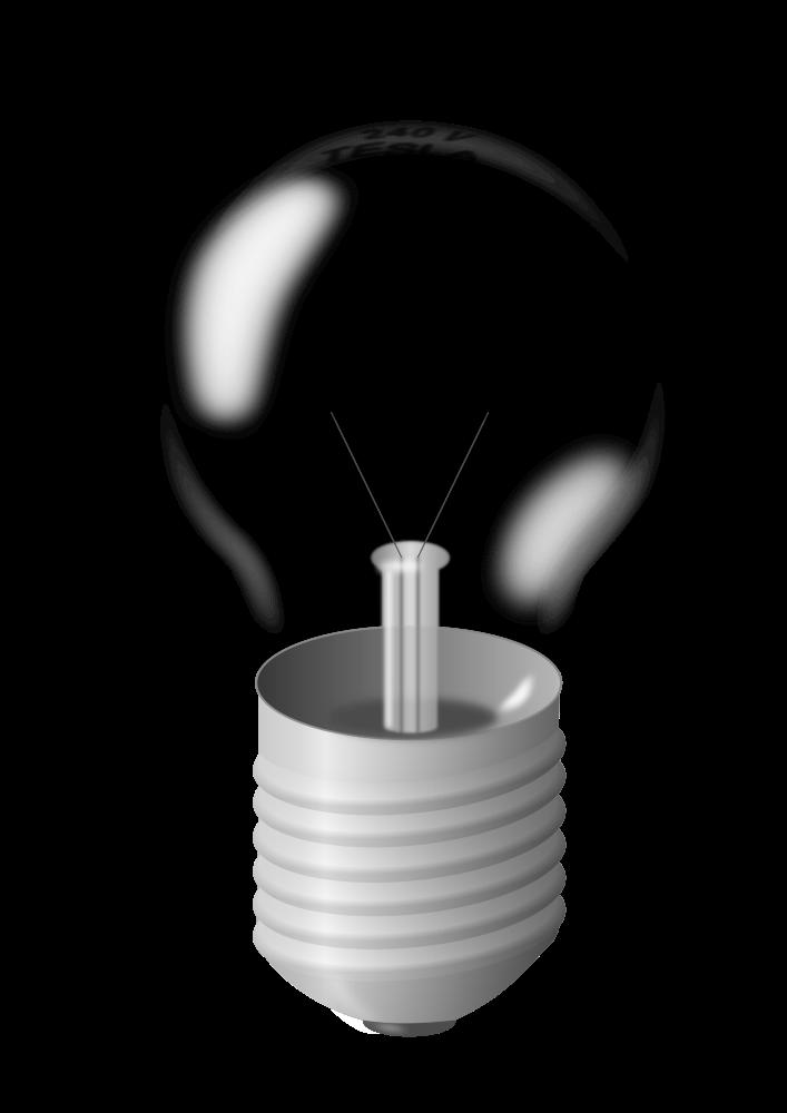 Lightbulb clipart light fixture. Onlinelabels clip art bulb