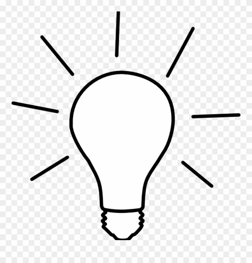 Lightbulb clipart lighted bulb. Idea light clip art