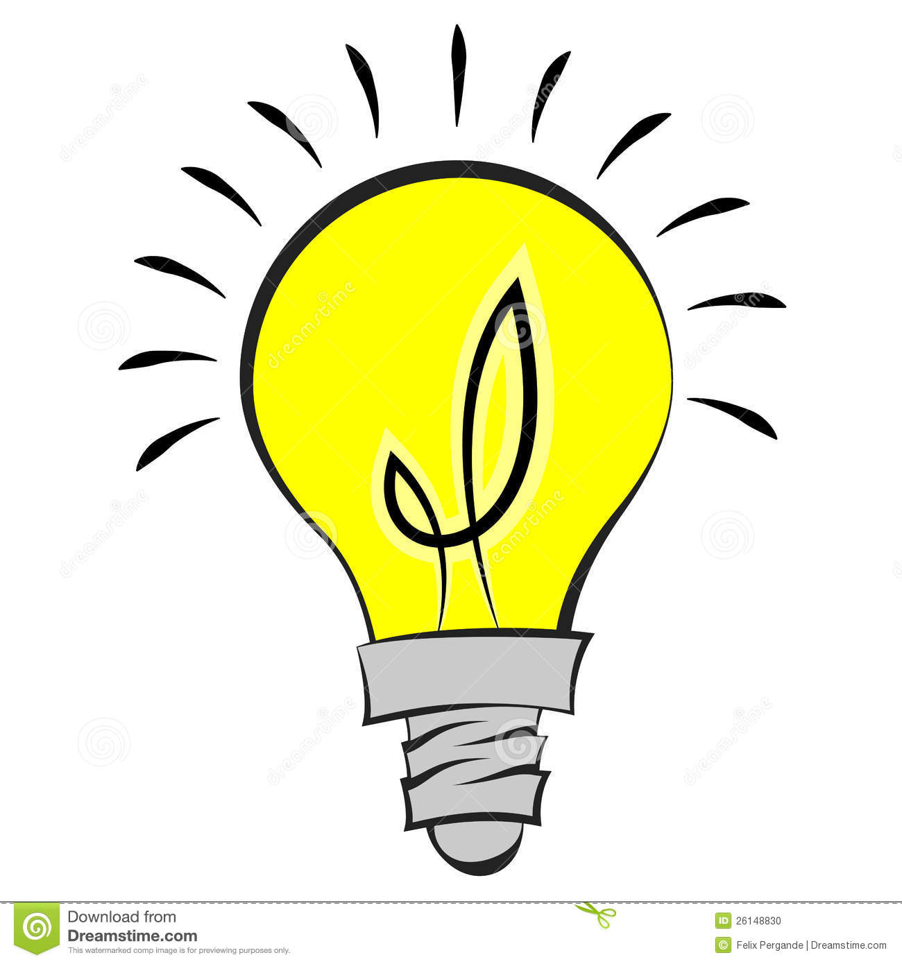 Lightbulb clipart lighted bulb.  light bulbs clipartlook