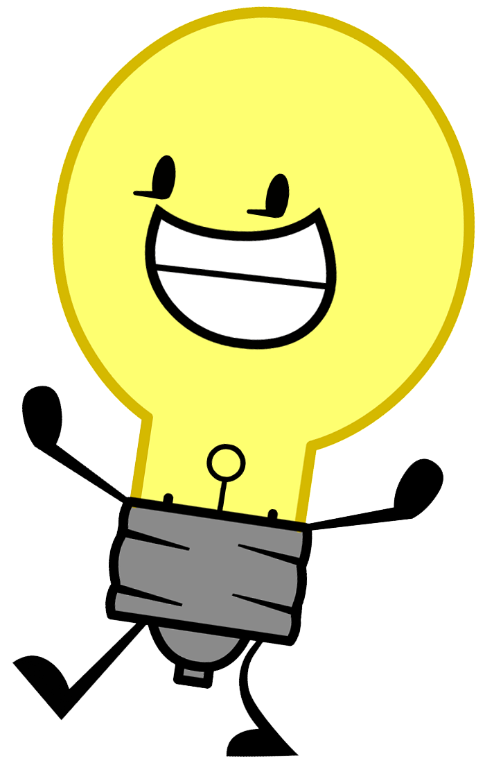 Tall clipart growth spurt. Lightbulb inanimate insanity wiki
