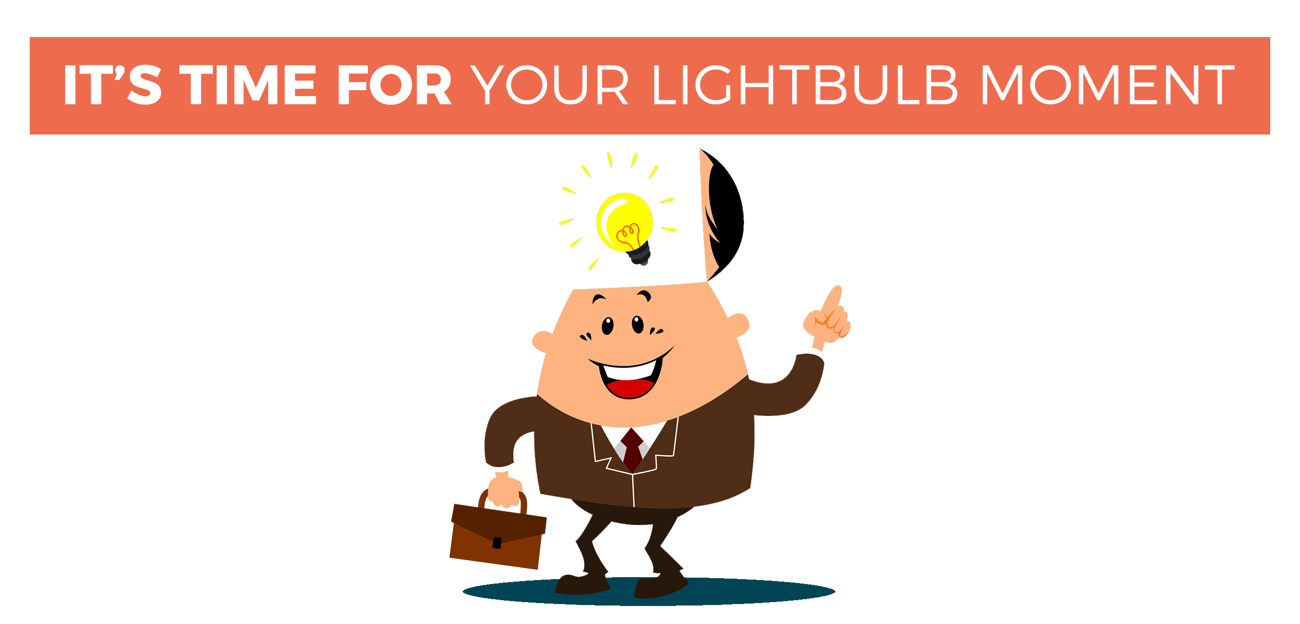 Slaying facebook video social. Lightbulb clipart realization