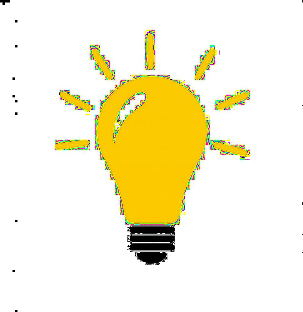 Websites maker webbycab com. Lightbulb clipart realization