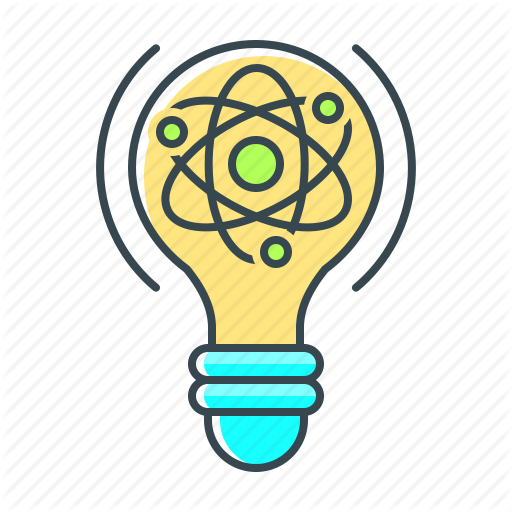 education and e. Lightbulb clipart science