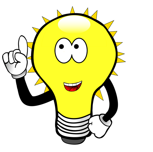 Lightbulb clipart self realization. Equip to succeed such