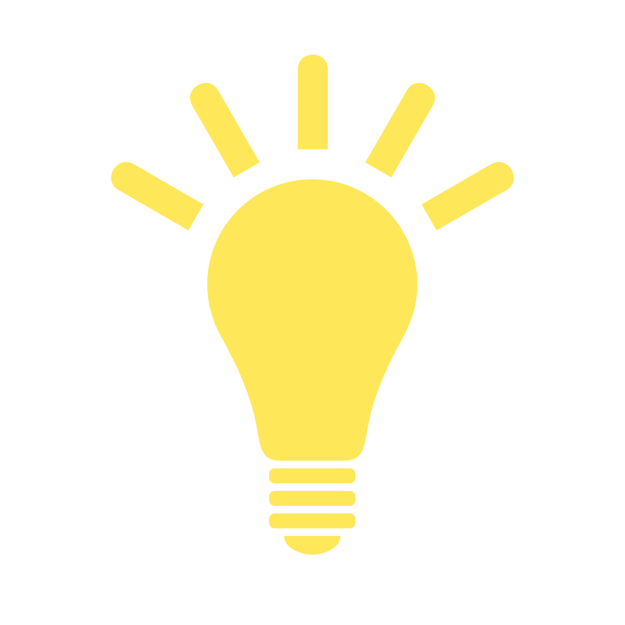 Lightbulb icon png. File light bulb yellow