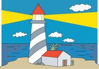 Free lighthouses clip art. Lighthouse clipart