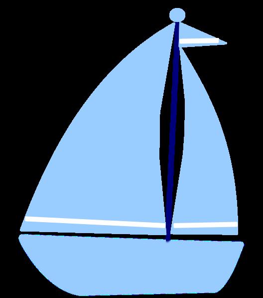Light blue clip art. Lighthouse clipart boat scene