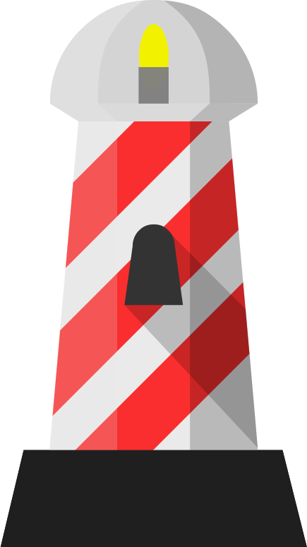Lighthouse cute