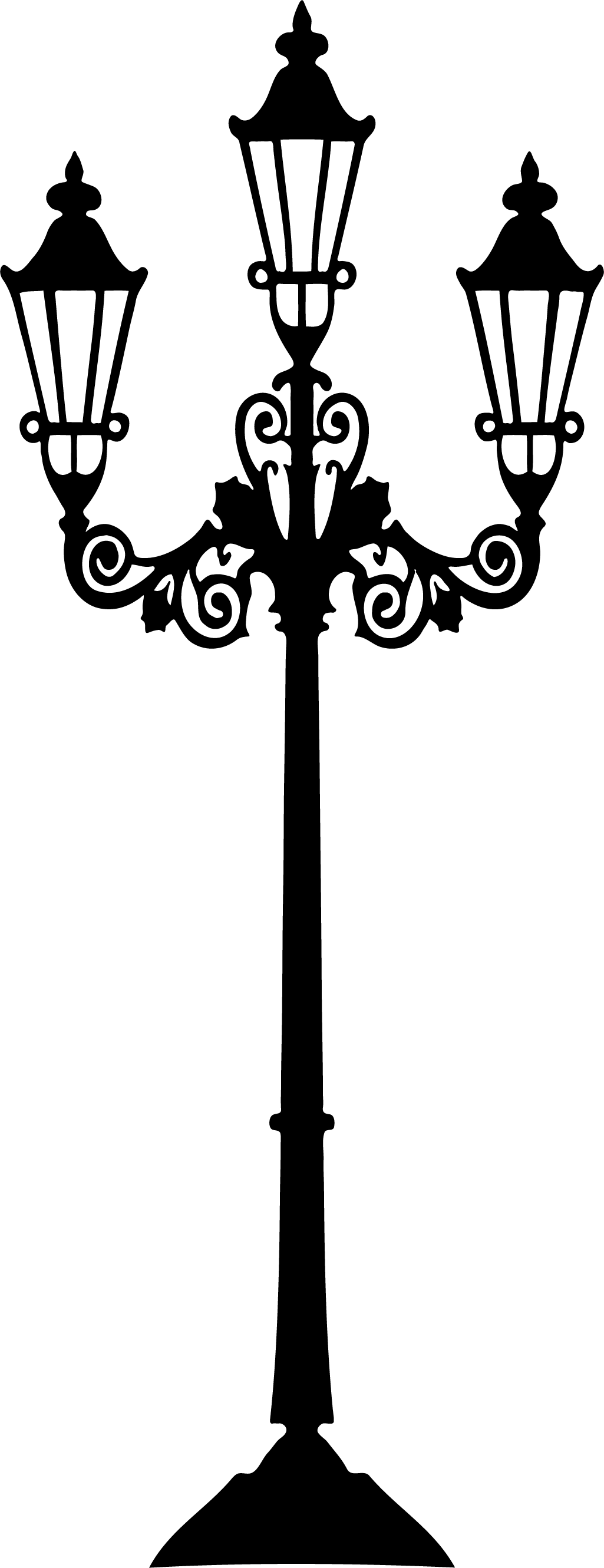 Phone clipart old style. Lamp post light png