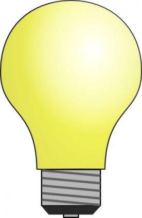 Lighting clipart. Light bulb clip art