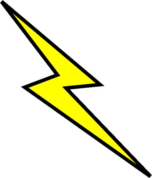 Lightning clipart lightning bolt. Free art download clip